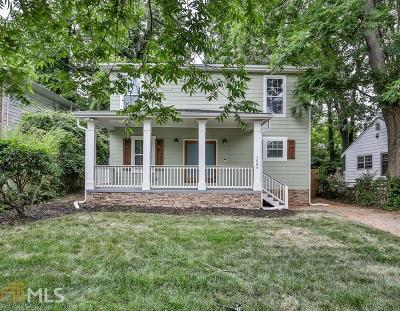 Kirkwood Single Family Home For Sale: 1586 Lincoln Ave
