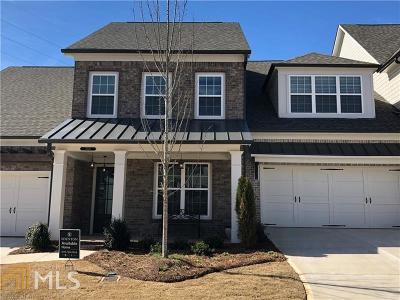 Cobb County Condo/Townhouse Under Contract: 3470 Oakshire Dr