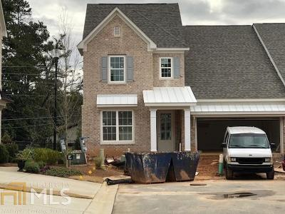Cobb County Condo/Townhouse New: 3522 Clemont Cir