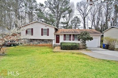 Kennesaw Single Family Home Under Contract: 2532 Ridgecrest Dr #1