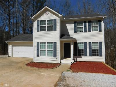Monroe Single Family Home For Sale: 3141 River Overlook Ct