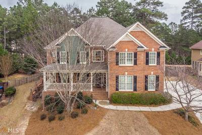 Dacula Single Family Home New: 1663 Autumn Sage Dr