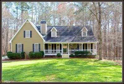 Powder Springs Single Family Home Under Contract: 291 Wimberly Way