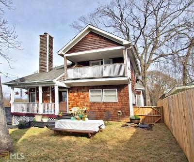 Virginia Highland Condo/Townhouse New: 770 Barnett Street