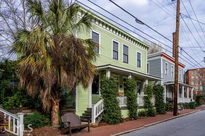 Fulton County Multi Family Home Under Contract: 201 Carroll St