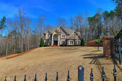 Suwanee Single Family Home New: 4581 Tench Rd