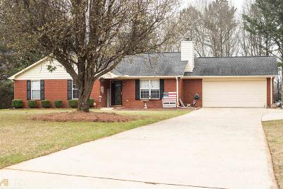 McDonough Single Family Home For Sale: 317 Creek Side Ct