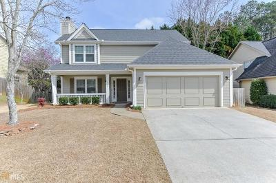 Smyrna Single Family Home New: 2179 Berryhill Cir