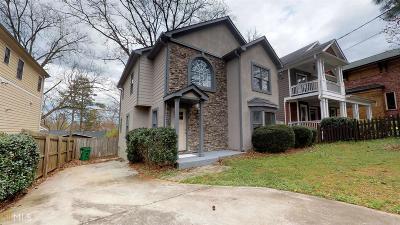 Brookhaven Single Family Home New: 1164 NE Victoria St