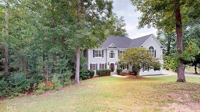 Fayetteville Single Family Home Under Contract: 150 Rustic Mill Ln