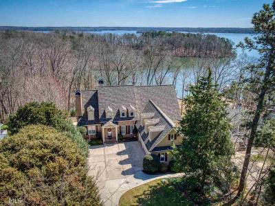 Cumming, Gainesville, Buford Single Family Home Under Contract: 8981 Vanns Tavern