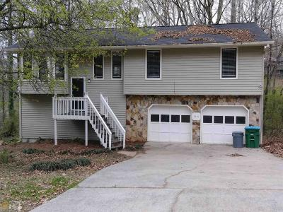 Snellville Single Family Home For Sale: 3201 Octavia Ln