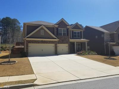 Lilburn Single Family Home New: 4468 Amberleaf Walk