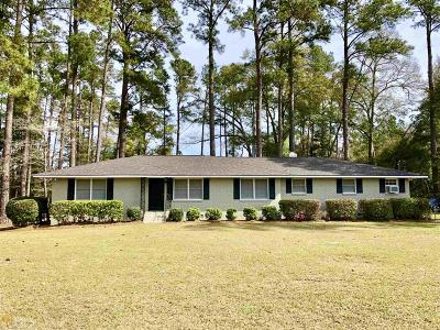 Brooklet Single Family Home For Sale: 208 W Lane
