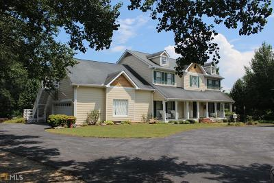 Monroe, Social Circle, Loganville Single Family Home For Sale: 3111 Highway 81 S