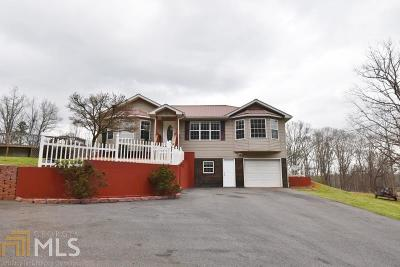 Banks County Single Family Home For Sale: 226 Parson Cir