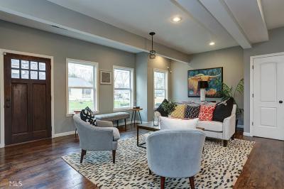 Atlanta Single Family Home New: 95 Leslie
