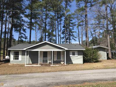 Milledgeville, Sparta, Eatonton Single Family Home New: 103 Fletcher