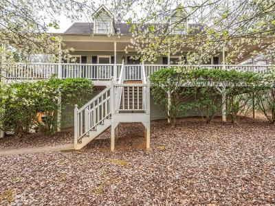 Powder Springs Single Family Home Under Contract: 34 Yellowstone Dr