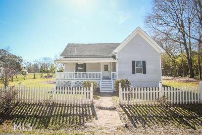 Covington Single Family Home For Sale: 6136 Hopkins St