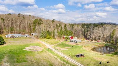 Paulding County Single Family Home Under Contract: 503 Redfield Path