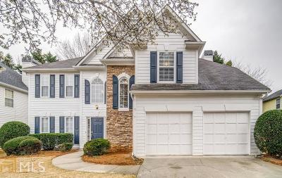 Kennesaw Single Family Home For Sale: 3825 Kirkwood Run