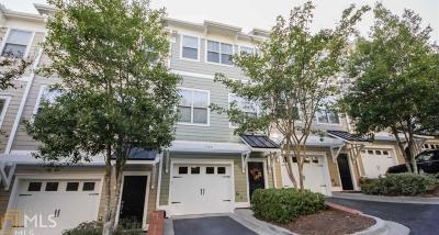 Brookhaven Condo/Townhouse Under Contract: 1960 Sterling Oaks Cir