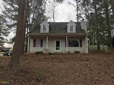 Conyers Single Family Home Under Contract: 629 Lakeridge Dr