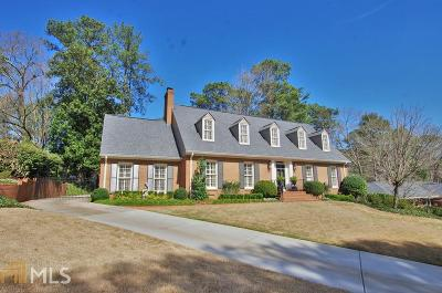 Atlanta Single Family Home Under Contract: 1612 Rainier Falls Dr