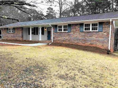 College Park Single Family Home New: 6400 Jones Rd