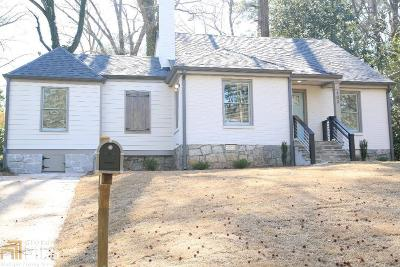 Atlanta Single Family Home New: 103 Willow Wood Cir