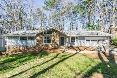Single Family Home New: 375 Cove Island Way