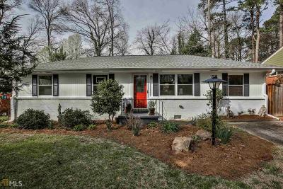 Single Family Home Sold: 2980 Judylyn