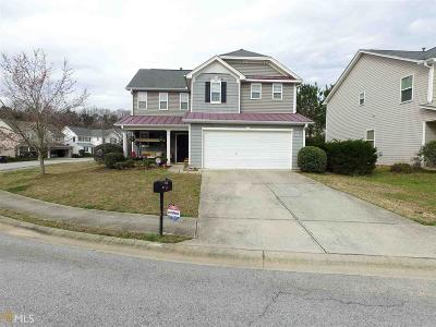 Lithia Springs Single Family Home Under Contract: 1180 Matt Moore Ct
