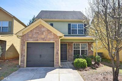 Conyers Single Family Home Under Contract: 1042 Wedgewood Ct