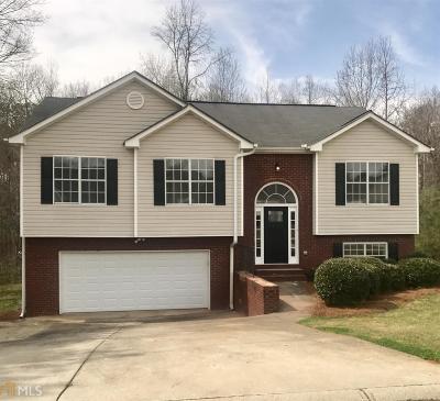 Covington Single Family Home Back On Market: 285 Overlook Dr