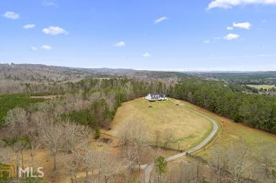 Bartow County Single Family Home For Sale: 463 Hall Station Rd