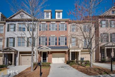 Mableton Condo/Townhouse Under Contract: 6440 Queens Court Trace #10