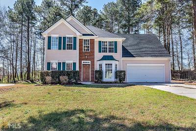 Conyers Single Family Home Under Contract: 1410 Fall River Dr