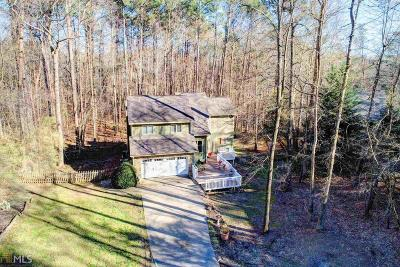 Cumming Single Family Home Under Contract: 5355 Pilgrim Point Rd
