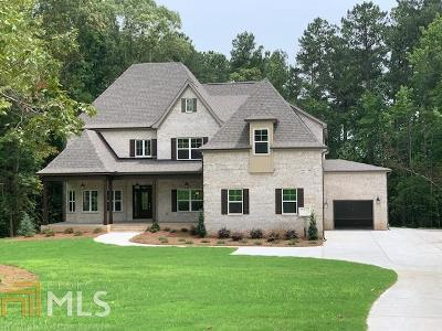 Peachtree City GA Single Family Home Under Contract: $718,012