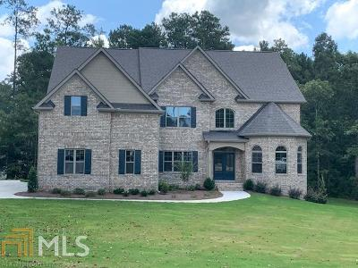 Fayette County Single Family Home Under Contract: 160 Paddle Ct #15