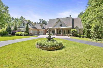 Newnan Single Family Home New: 526 White Oak Dr