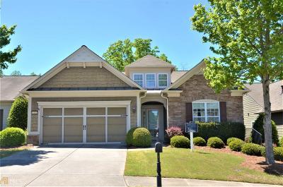 Hoschton Single Family Home New: 6468 Lantern Ridge