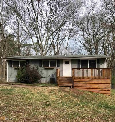 Woodstock Single Family Home New: 130 Robinhood Dr