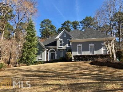 Single Family Home Under Contract: 4631 River Bottom Dr