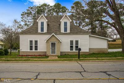 Carroll County Single Family Home Under Contract: 304 W College