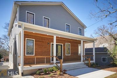 Kirkwood Single Family Home For Sale: 176 Howard St #6