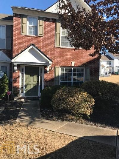 Lithonia Condo/Townhouse Under Contract: 2752 Parkway Cv