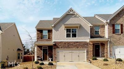 Snellville Condo/Townhouse Under Contract: 2720 Cooper Brook Dr